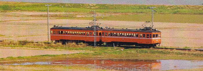 一畑電車 バタデン